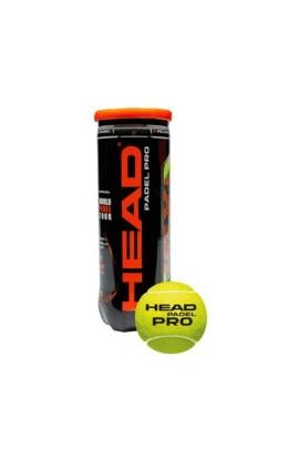 Balles Head Padel Pro X3