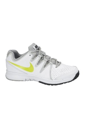 Nike Vapor Court GS White Green, Nike