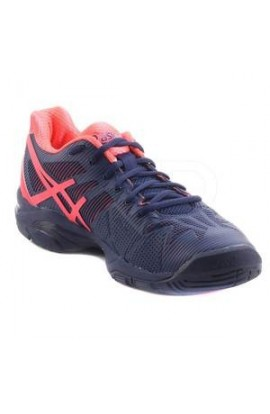 Chaussures Asics Gel Solution Speed 3 Indigo Blue