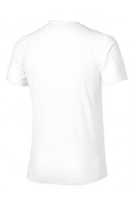 ASICS MEN CLUB SS TOP WHITE