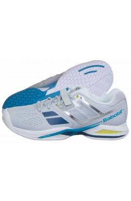 Chaussures Babolat Propulse BPM All Court Gris