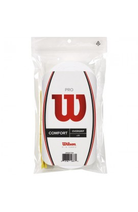 Wilson Pro Overgrip X 30, Pack of 30 Pro Overgrip Wilson, Pro Overgrip Wilson