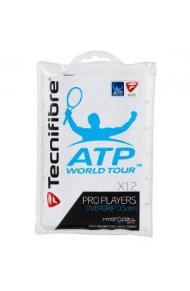 Tecnifibre Pro Players Overgrip X12, Tennis Overgrip Tecnifibre Pro Players ATP X12