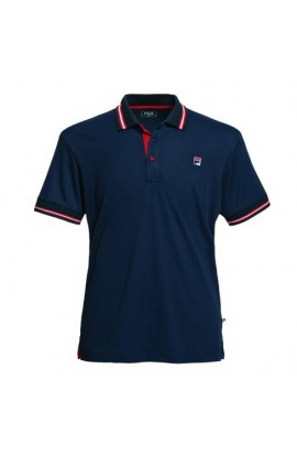 Polo Fila Button Piro Marine