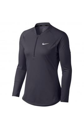 Nike Women Nikecourt Pure Top LS HZ