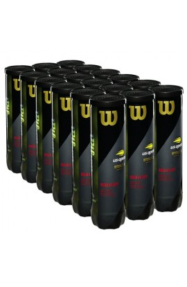 WILSON US OPEN Carton de 18 Tubes