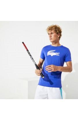 T-shirt Tennis Lacoste Sport crocodile oversize