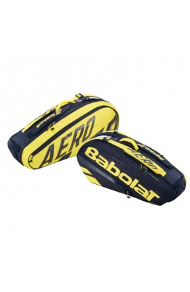 Babolat Pure Aero Racket Holder X6 Jaune