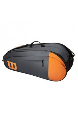 Wilson Burn Team 6 Pack Tennis Bag