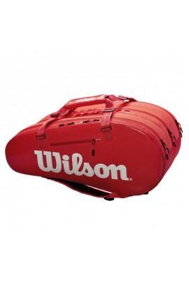 Sac Wilson Super Tour 3 Comp Red