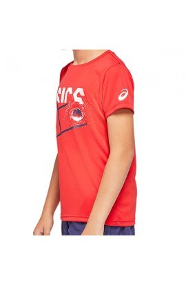 Tee Shirt Tennis Asics Kids GPX