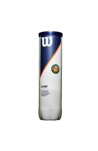 Balles Wilson Roland Garros All Court X4