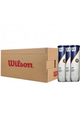 Carton de Balles Wilson Roland Garros All Court X4