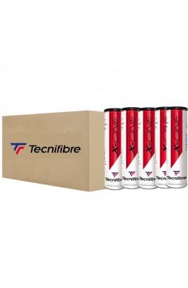 Carton de 35 Tubes de 4 Balles Tecnifibre X-One 7 Cartons dont 1 Gratuit plus une Dotation Premium