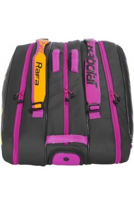 Babolat Pure Line Racket Holder X12 Jaune